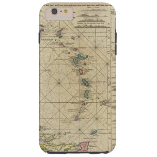 Antilles, Charibbee Islands Tough iPhone 6 Plus Case