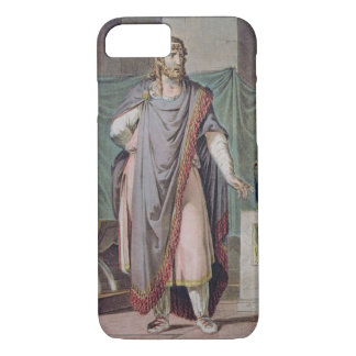 Antiochus, costume for 'Berenice' by Jean Racine, iPhone 7 Case