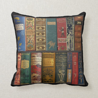 Antiquarian book Cushion