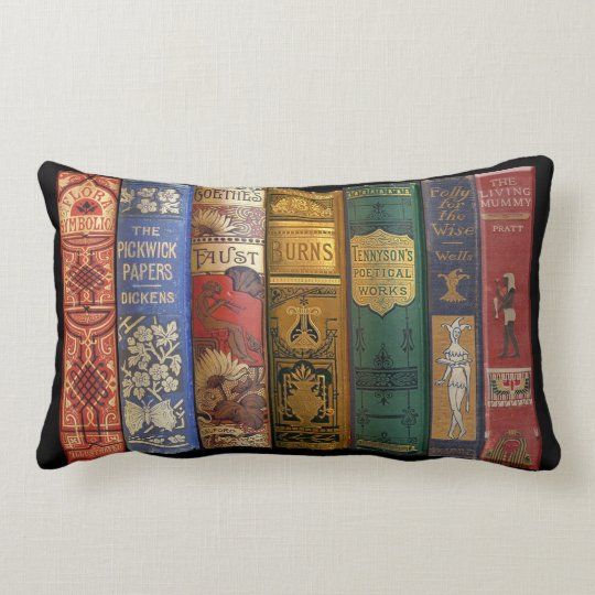 Antiquarian book Cushion design