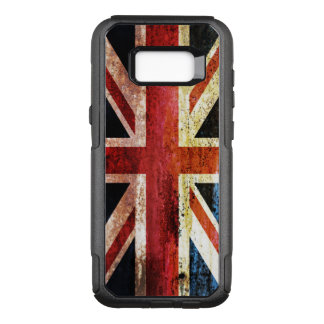 Antiquated Union Jack OtterBox Commuter Samsung Galaxy S8+ Case