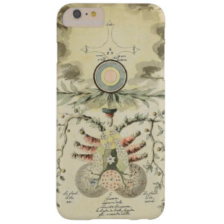 Antique Alchemy Barely There iPhone 6 Plus Case