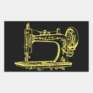Antique Altered Light Design Sewing Machine