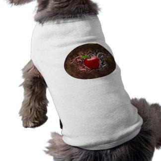 Antique Apple Doggie T Shirt