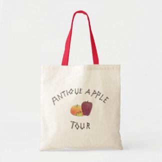 Antique Apple Tour Bag