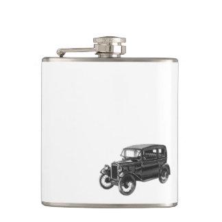 Antique Automobile Flask