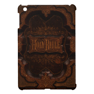 Antique Bible Cover iPad Mini Cases