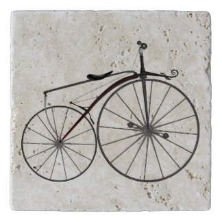 Antique Bicycle Trivet