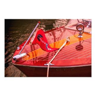 Antique Boat Show 1 Photo Print