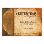 Antique Book Large Business Cards (Pack Of 100)