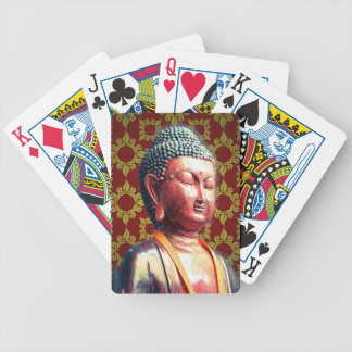 Antique Buddha Poker Deck