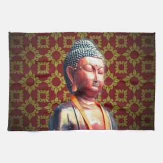Antique Buddha Towels