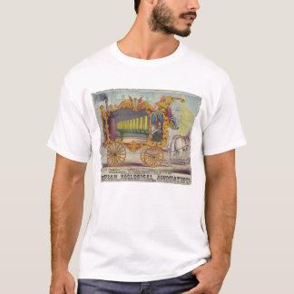 Antique Calliope Circus Poster T-Shirt