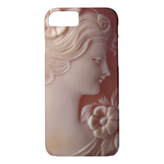 Antique Cameo iPhone 8/7 Case