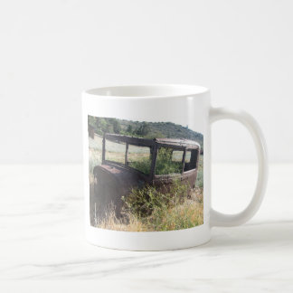 Antique Car By Bernadette Sebastiani Coffee Mug