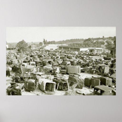 Antique Car Collector's Dream, 1941 Poster
