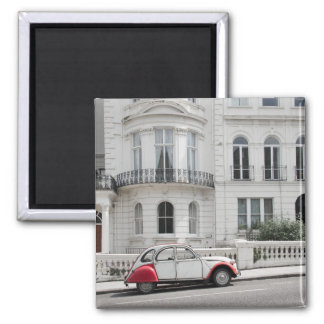 Antique Car in Notting Hill Magnet: London Magnet