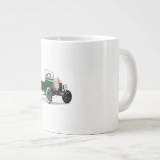 ANTIQUE CAR LARGE COFFEE MUG