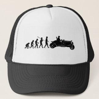 Antique Car Lover Trucker Hat