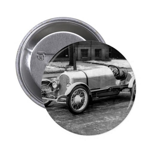Antique CAR Photo Pins