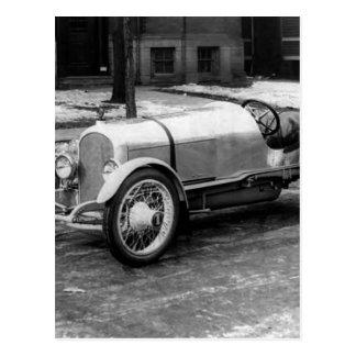 Antique CAR Photo Postcard