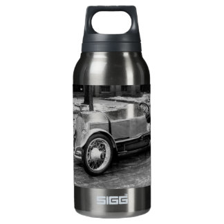 Antique CAR Photo SIGG Thermo 0.3L Insulated Bottle