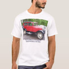 Antique car, The best things in life have beena... T-Shirt