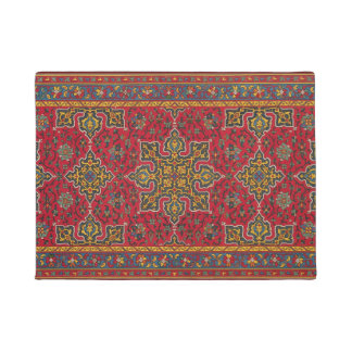 Antique Carpet Doormat