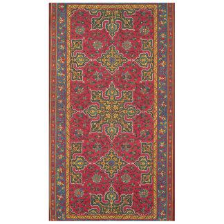 Antique Carpet Tablecloth