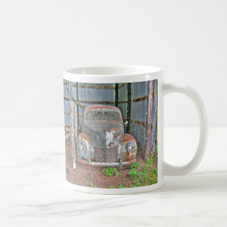 Antique Cars Mug
