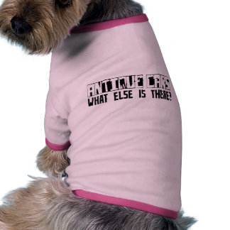 Antique Cars What Else Is There? Dog Tshirt