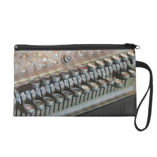 Antique Cash Register Wristlet