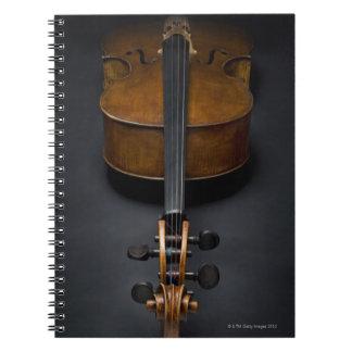Antique Cello Notebook