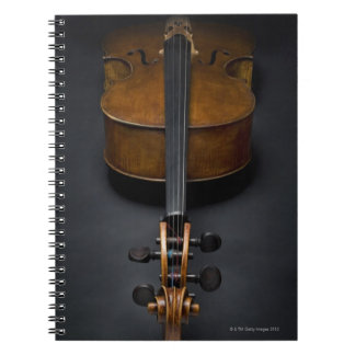 Antique Cello Notebooks