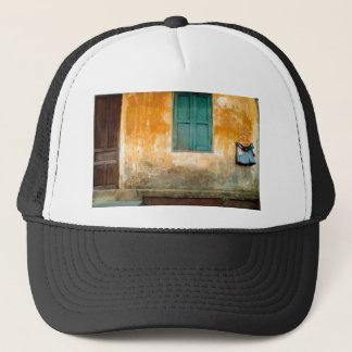 Antique Chinese embankment OF Hoi on in Vietnam Trucker Hat