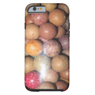 Antique Clay Marbles iPhone 6/6s, Tough Phone Case