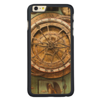 Antique clock face, Germany Carved® Maple iPhone 6 Plus Case