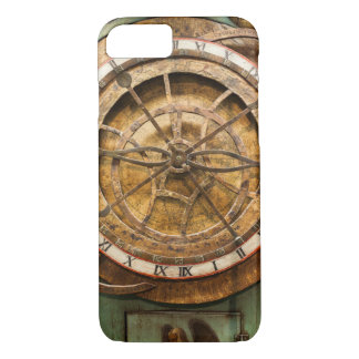 Antique clock face, Germany iPhone 7 Case