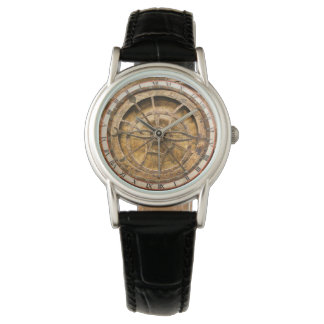Antique clock face, Germany Watch