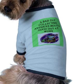 ANTIQUE collector Doggie Tshirt