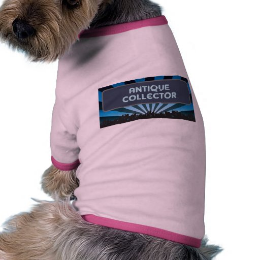 Antique Collector Marquee Doggie T Shirt