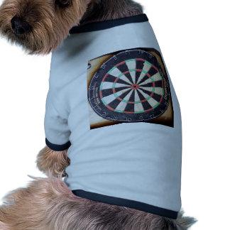 antique dart doggie tee shirt