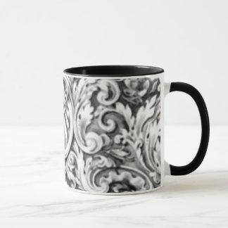 Antique Decorative Flourishes Mug