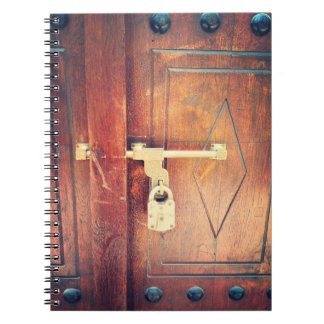 Antique Door in Dubai Notebooks