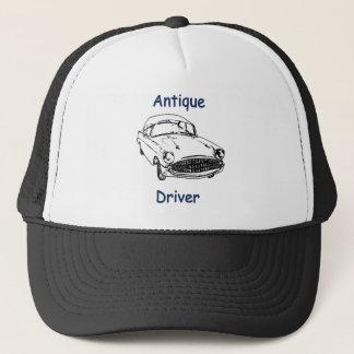 Antique Driver Trucker Hat
