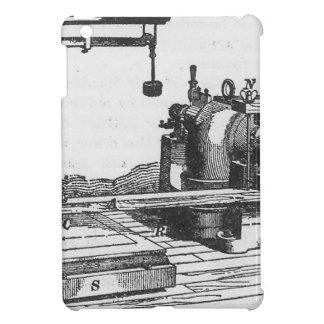 Antique Engineering Tool Vintage Ephemera iPad Mini Cover