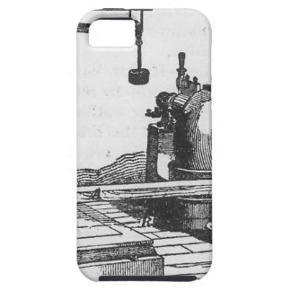 Antique Engineering Tool Vintage Ephemera iPhone 5 Case