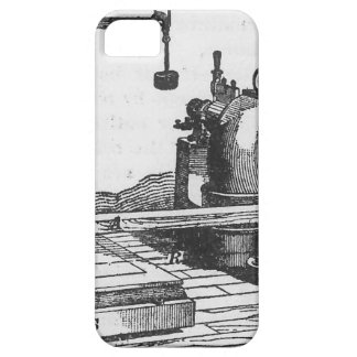 Antique Engineering Tool Vintage Ephemera iPhone 5 Cover