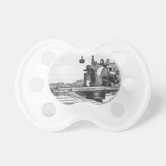 Antique Engineering Tool Vintage Ephemera Pacifier