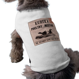 Antique Feed Canister Dog Tee